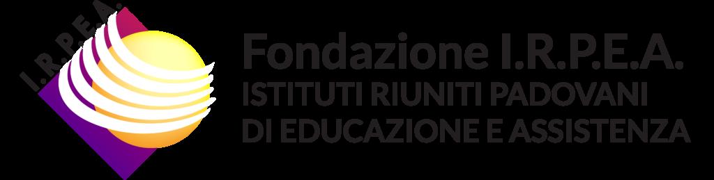 Logo Fondazione IRPEA giugno 2020