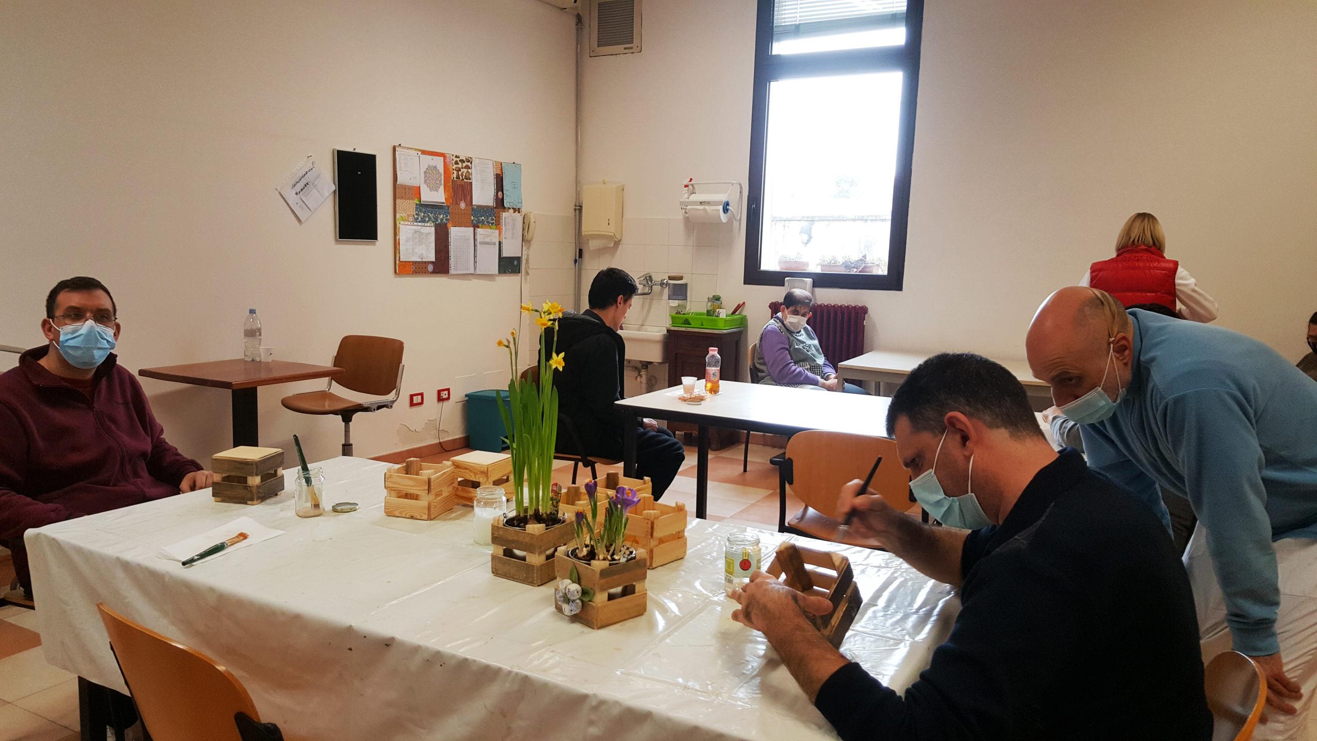 foto esperienza 2021 Alternanza Scuola-Lavoro tra Irpea e Leonardo da Vinci